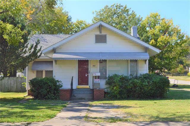 402 S Hickory Street, Sapulpa, OK 74066 (MLS #2037153) :: RE/MAX T-town