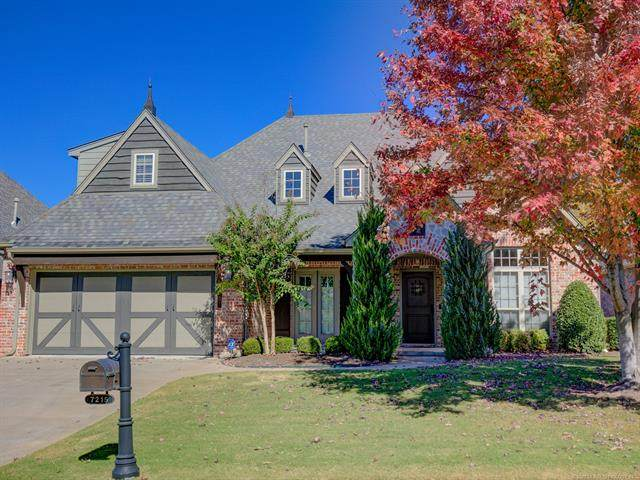 7215 E 93rd Street, Tulsa, OK 74133 (MLS #2037167) :: Active Real Estate