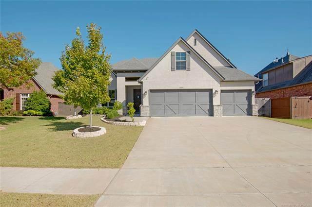 1305 S Magnolia Avenue, Broken Arrow, OK 74012 (MLS #2037172) :: 918HomeTeam - KW Realty Preferred