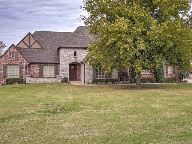 6850 Hidden Acre Trail, Owasso, OK 74055 (MLS #2037206) :: RE/MAX T-town