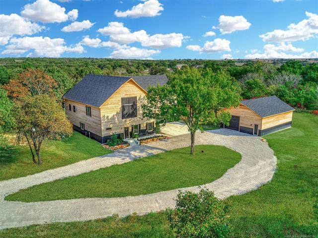 18081 N 124th West Avenue, Skiatook, OK 74070 (MLS #2037242) :: Hopper Group at RE/MAX Results