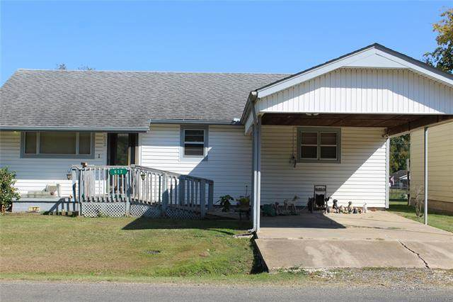 612 S Chickasaw Avenue, Haskell, OK 74436 (MLS #2037255) :: RE/MAX T-town