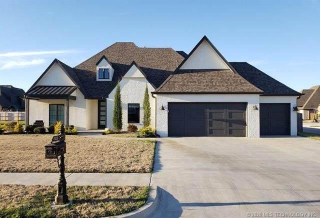 5425 E 122nd Street S, Tulsa, OK 74008 (MLS #2037269) :: Hometown Home & Ranch