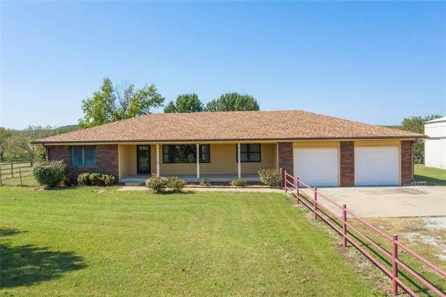 19605 Wilson Road, Okmulgee, OK 74447 (MLS #2037277) :: Hometown Home & Ranch