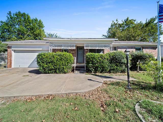 505 S 4th Street, Broken Arrow, OK 74012 (MLS #2037293) :: Hometown Home & Ranch