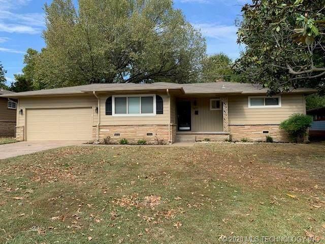 1817 W Latimer Street, Tulsa, OK 74127 (MLS #2037316) :: Active Real Estate