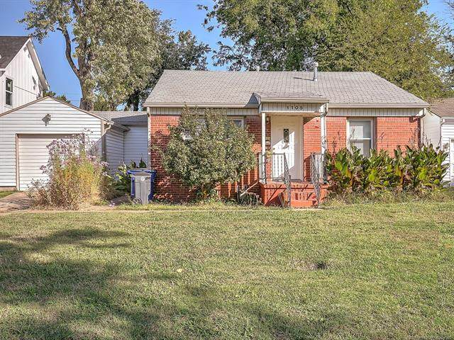 1105 E 37th Place, Tulsa, OK 74105 (MLS #2037319) :: 918HomeTeam - KW Realty Preferred