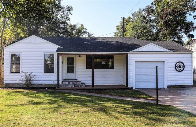 1306 Fairview Avenue, Mcalester, OK 74501 (MLS #2037324) :: RE/MAX T-town