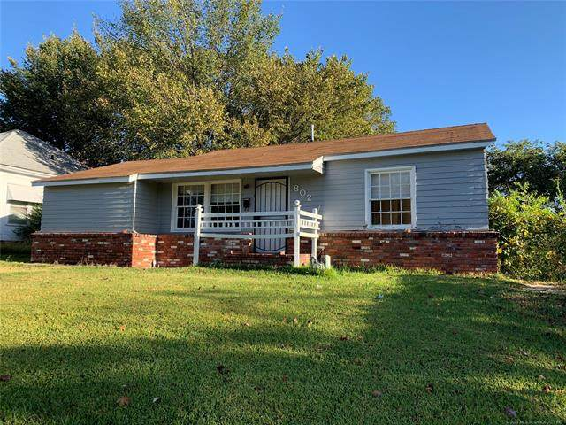 802 W Martin Luther King Street, Muskogee, OK 74401 (MLS #2037330) :: RE/MAX T-town