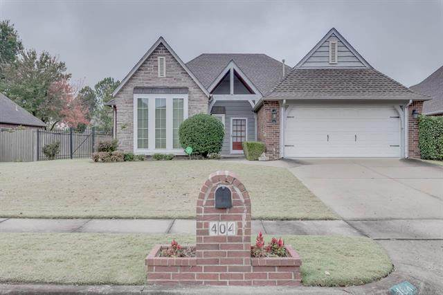 404 N Eucalyptus Avenue, Broken Arrow, OK 74012 (MLS #2037376) :: RE/MAX T-town