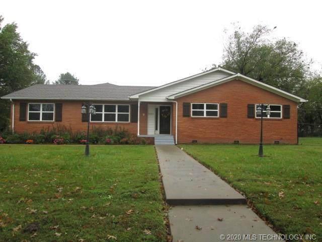 2301 Denison Street, Muskogee, OK 74401 (MLS #2037396) :: 918HomeTeam - KW Realty Preferred