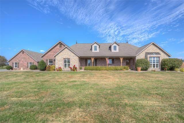 19969 E 600 Road, Inola, OK 74036 (MLS #2037399) :: Hometown Home & Ranch