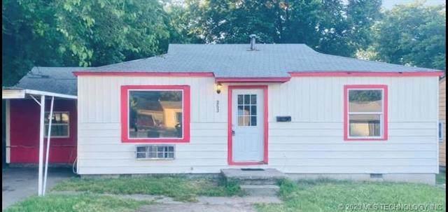 253 E 29th Street N, Tulsa, OK 74106 (MLS #2037422) :: Hometown Home & Ranch