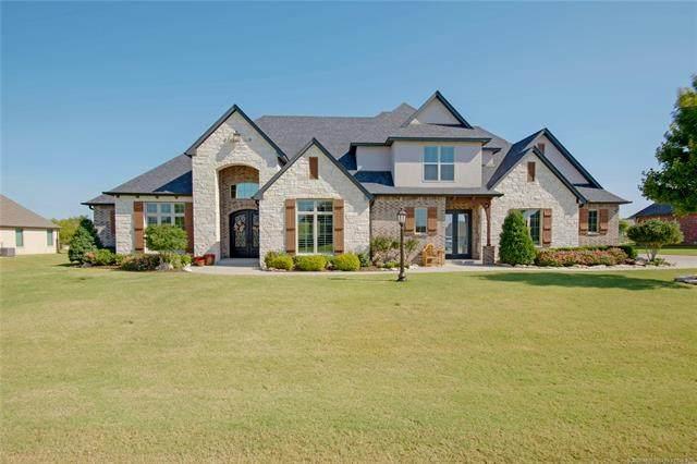 18523 E Persimmon Lane, Owasso, OK 74055 (MLS #2037459) :: Hometown Home & Ranch