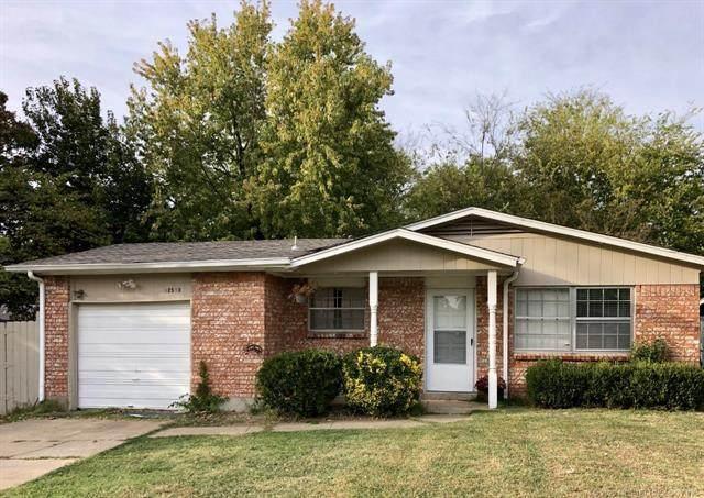12513 E 25th Street, Tulsa, OK 74129 (MLS #2037464) :: Hometown Home & Ranch