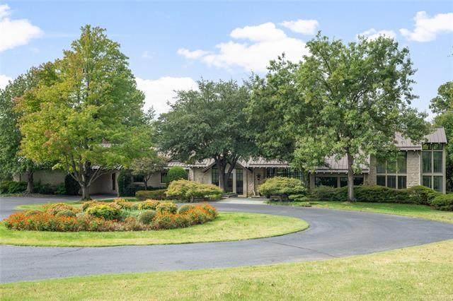 3442 S Atlanta Place, Tulsa, OK 74105 (MLS #2037465) :: 580 Realty