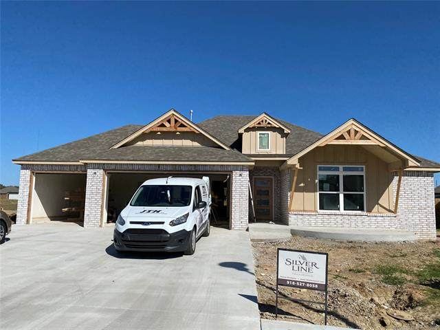 27419 S 110 Street, Coweta, OK 74429 (MLS #2037495) :: Active Real Estate