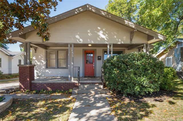 1420 S Gary Place, Tulsa, OK 74104 (MLS #2037497) :: Hometown Home & Ranch