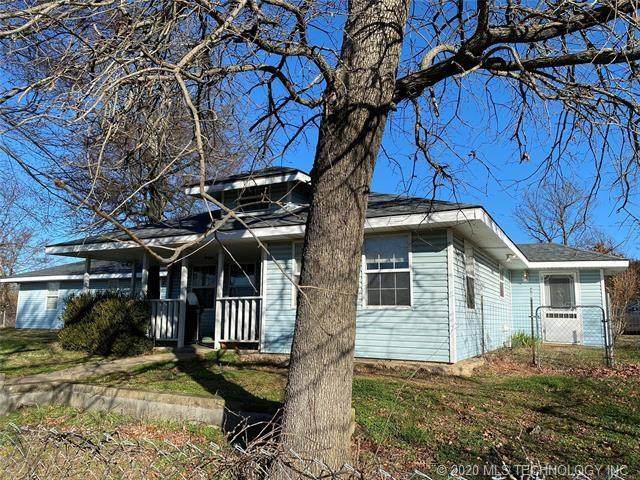 115068 S 4235 Road, Eufaula, OK 74432 (MLS #2037501) :: Hometown Home & Ranch