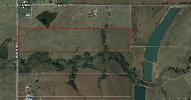 4210 Road, Inola, OK 74036 (MLS #2037518) :: Hometown Home & Ranch