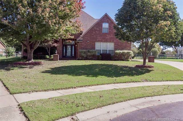 1400 W Rockport Street W, Broken Arrow, OK 74012 (MLS #2037523) :: RE/MAX T-town