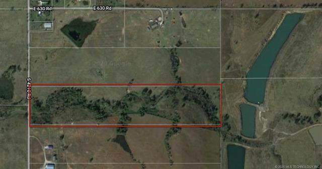 0 4210 Road, Inola, OK 74036 (MLS #2037524) :: Hometown Home & Ranch