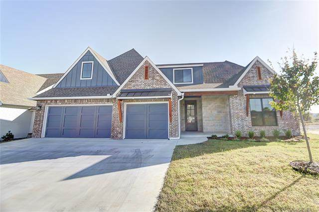 3050 E 143rd Court S, Bixby, OK 74008 (MLS #2037547) :: 918HomeTeam - KW Realty Preferred