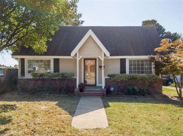 2748 E 14th Place, Tulsa, OK 74104 (MLS #2037548) :: Active Real Estate