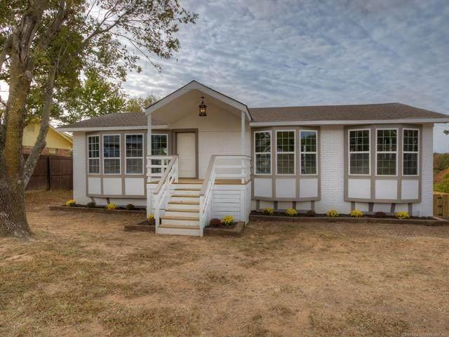 1428 E Scenic Bluff, Cleveland, OK 74020 (MLS #2037551) :: Active Real Estate