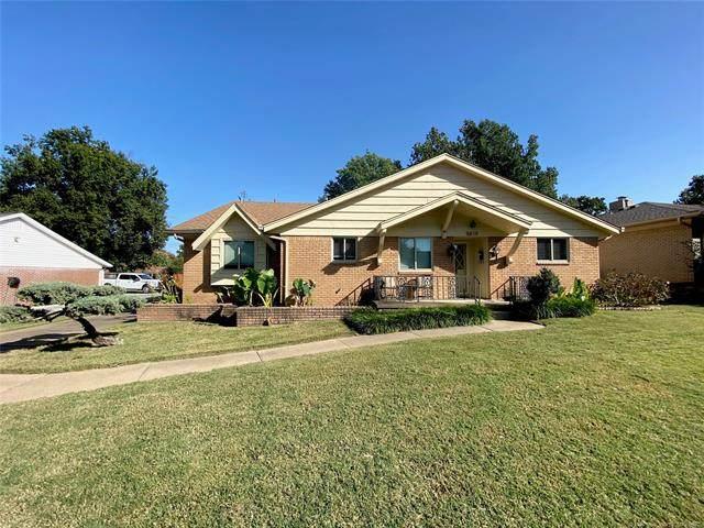 5819 S Lakewood Avenue, Tulsa, OK 74135 (MLS #2037557) :: Active Real Estate