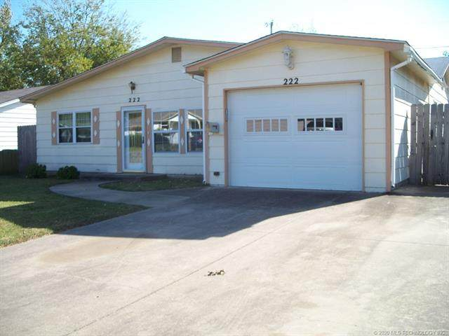 222 W Orleans Avenue, Sapulpa, OK 74066 (MLS #2037567) :: Hometown Home & Ranch