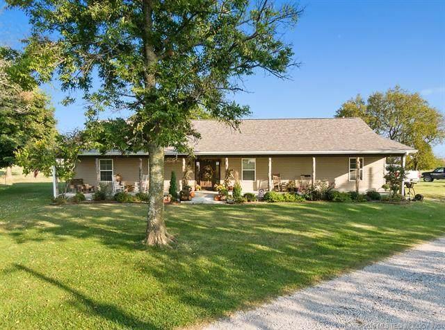 441379 E 180 Road, Bluejacket, OK 74333 (MLS #2037579) :: Active Real Estate