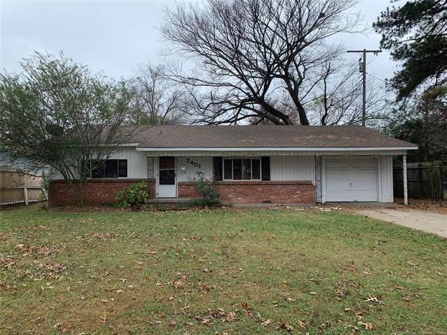 2401 Elmira Street, Muskogee, OK 74403 (MLS #2037582) :: Hometown Home & Ranch