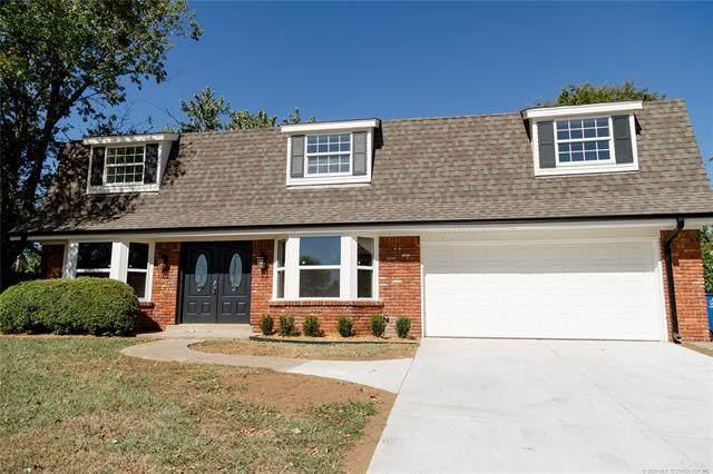 6507 E 74th Street S, Tulsa, OK 74133 (MLS #2037586) :: Active Real Estate