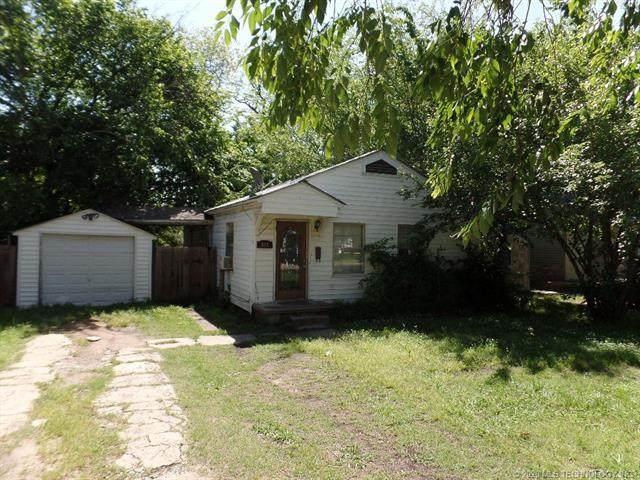 808 N Stockton, Ada, OK 74820 (MLS #2037611) :: RE/MAX T-town