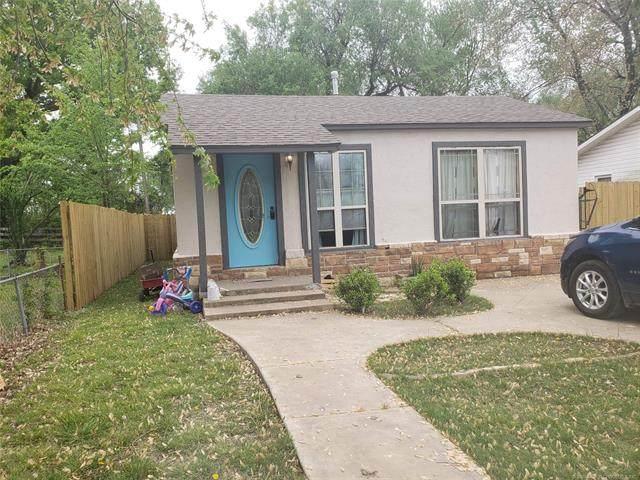 7 S Mayes Street, Pryor, OK 74361 (MLS #2037615) :: Hometown Home & Ranch