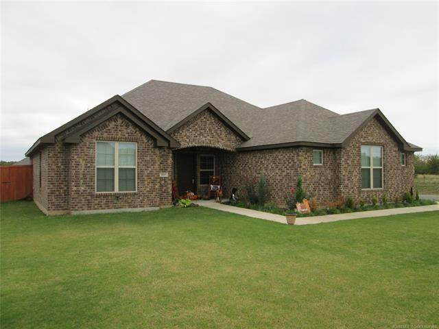 3625 Lazy Lane, Durant, OK 74701 (MLS #2037627) :: Hometown Home & Ranch