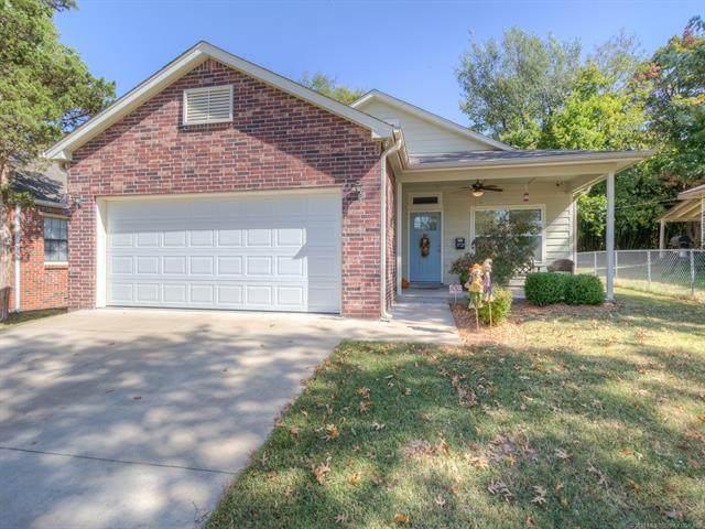 3721 S Jamestown Avenue, Tulsa, OK 74135 (MLS #2037631) :: Hometown Home & Ranch