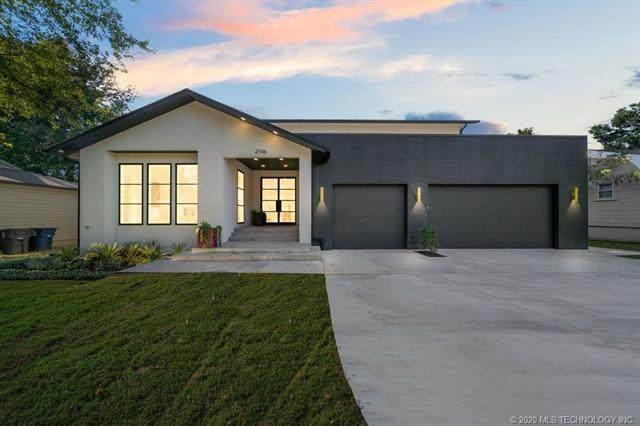 2746 S Gary Drive, Tulsa, OK 74114 (MLS #2037635) :: 918HomeTeam - KW Realty Preferred