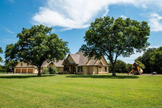 24651 N County Road 3289, Wynnewood, OK 73098 (MLS #2037636) :: Hometown Home & Ranch