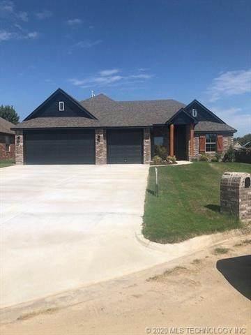 8347 Vantage Court, Claremore, OK 74017 (MLS #2037647) :: Active Real Estate