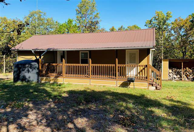 8963 SE 1005 Avenue, Wilburton, OK 74578 (MLS #2037677) :: Hopper Group at RE/MAX Results