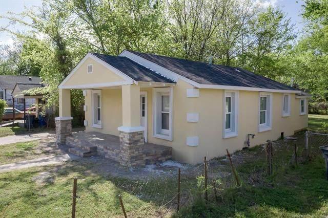 764 E Seminole Place, Tulsa, OK 74106 (MLS #2037695) :: 918HomeTeam - KW Realty Preferred