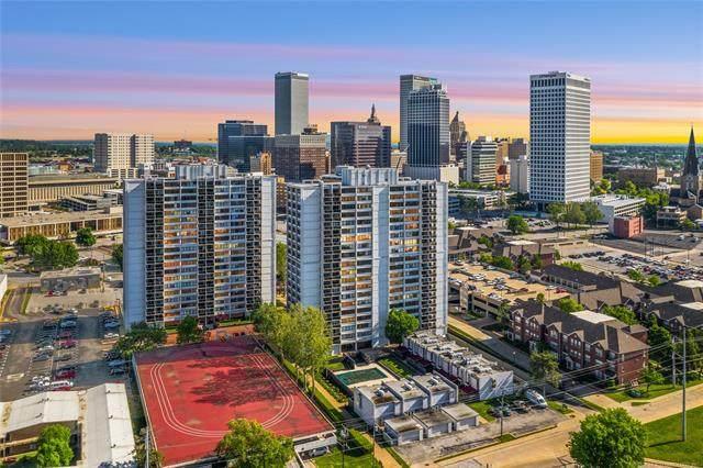 410 W 7th Street #1527, Tulsa, OK 74119 (MLS #2037716) :: RE/MAX T-town