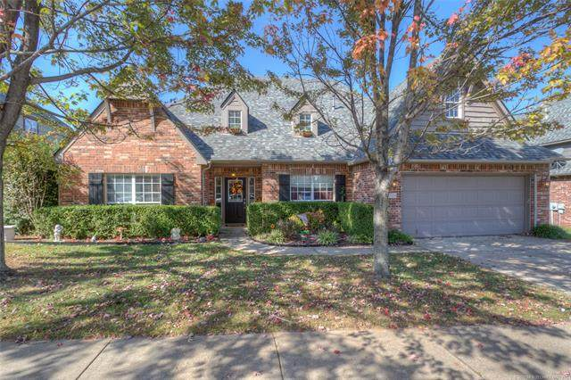 4208 S Redwood Avenue, Broken Arrow, OK 74011 (MLS #2037718) :: Hopper Group at RE/MAX Results
