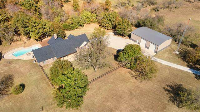 7605 W 103rd Street North, Sperry, OK 74073 (MLS #2037731) :: RE/MAX T-town