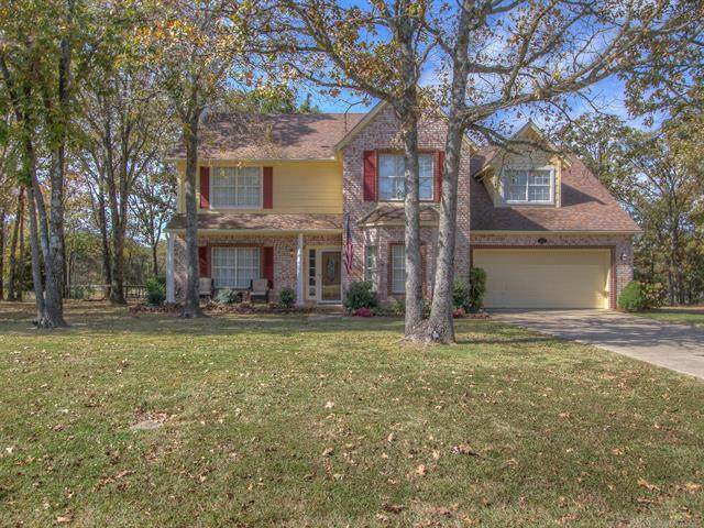 622 S 282nd East Avenue, Catoosa, OK 74015 (MLS #2037747) :: Active Real Estate
