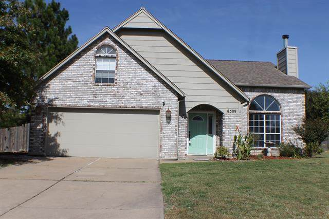 8509 E 91st Place, Tulsa, OK 74133 (MLS #2037763) :: RE/MAX T-town