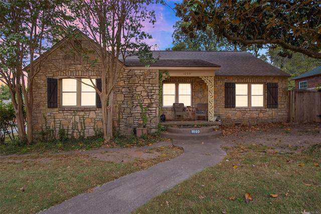 1603 E 35th Street, Tulsa, OK 74105 (MLS #2037764) :: RE/MAX T-town