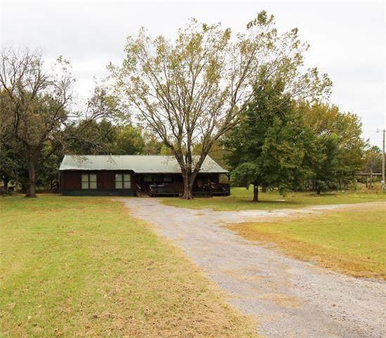 26083 Calhoun Road, Shady Point, OK 74956 (MLS #2037777) :: Hometown Home & Ranch
